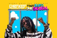 """Chief Keef's """"Two Zero One Seven"""" (Review)"""