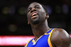 """Draymond Green On Knicks Refusing To Play Music At MSG: """"Completely Disrespectful"""""""