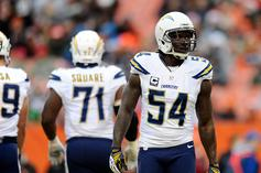 "Chargers Linebacker Melvin Ingram Releases Mixtape Called ""Franchise Tag"""