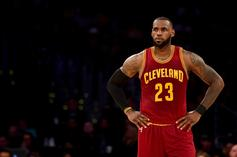 """LeBron James To LaVar Ball: """"Keep My Kids' Name Out Of Your Mouth"""""""