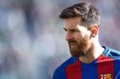 Lionel Messi Suspended Four Games For Insulting Ref