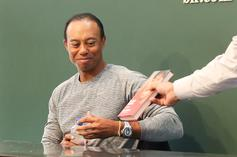 Tiger Woods Mugshot Is Taking The Internet By Storm