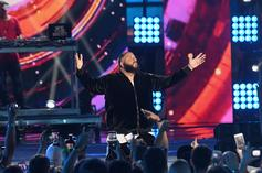 "DJ Khaled's ""Grateful"" Earns Gold Certification"