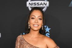 "La La Anthony Hits The Breakfast Club, Talks ""Power"" & More"
