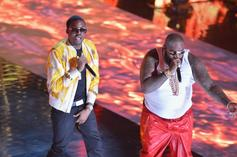 """Rick Ross Asks """"Why Is Meek Mill Still In Prison?"""" After Corruption Scandal"""