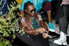 "Future's ""EVOL"" hits #1 In Its First Week"