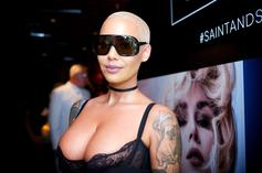 Amber Rose Claps Back At Those Criticizing Her Son Bash For Liking Taylor Swift