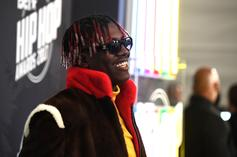 Lil Yachty Blesses His Best Friend With A Corvette For His Birthday