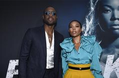 """Dwayne Wade Wants To Make A """"Love Movie"""" With Gabrielle Union"""