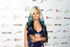 "Blac Chyna Posts & Delete Photo Declaring She's ""Single"""