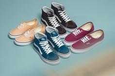 """Vans Launches Unisex """"Color Theory"""" Collection"""