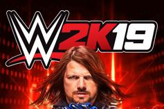 WWE 2K19 Cover Athlete & Release Details Revealed