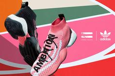 "Pharrell x Adidas BYW ""Ambition Pack"" Release Information"