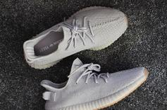 "Adidas Yeezy Boost 350 V2 ""Sesame"" Revealed In Detail"