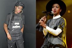 """Tierra Whack Speaks On Backstage Encounter With Her """"Idol"""" Lauryn Hill"""