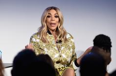 """Wendy Williams Says It's """"A Miracle"""" She Was Able To Give Up Past Cocaine Addiction"""