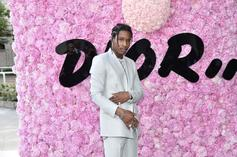 A$AP Rocky x Under Armour Sneaker Collab To Release Next Month
