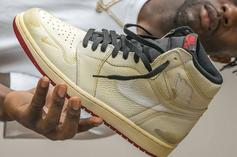 Nigel Sylvester x Air Jordan 1 High OG Releasing This Year: First Look