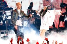 Eminem Claims He Gave Rihanna Hickeys And People Are Mad