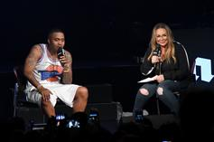 Nas & 50 Cent's Baby Mamas Reportedly Working On Reality Show