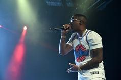 """Nas Chops It Up With Stephen Colbert, Performs Spirited Rendition Of """"Adam & Eve"""""""