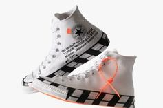 Off-White x Converse Chuck 70 Releasing Today: Purchase Links