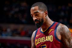 """Cavs' JR Smith Reportedly """"Hoping For A Trade"""""""