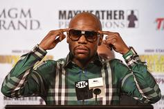 Floyd Mayweather: 'I Never Agreed To Official Bout With Tenshin Nasukawa'