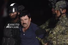 """A Heartbroken """"El Chapo"""" Denied Request To Embrace His Wife During Trial"""