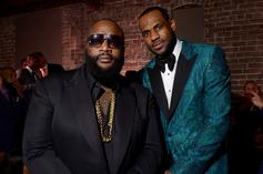 """LeBron James' """"Groupie Luv"""" Fuels Rick Ross To Complete """"Port of Miami 2"""""""