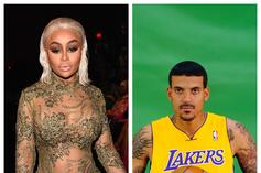 "Matt Barnes Tells Blac Chyna To Go ""Back To The Pole"" Amid Child Support Drama"