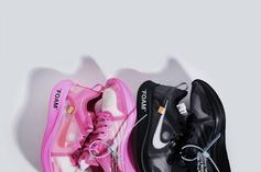 Off-White x Nike Zoom Fly SP Releasing Via Nike SNKRS: Purchase Link