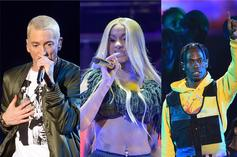 Eminem, Cardi B, Travis Scott Among Most Googled Artists Of 2018