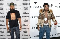 "Ebro Says He Was Trying To Have A ""Balanced Convo"" With Kodak Black"
