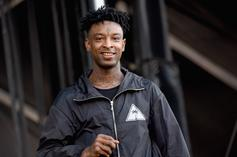 """21 Savage Producer Shares Alleged """"I AM > I Was"""" Features: J. Cole & More"""