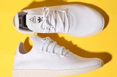 Pharrell Williams Continues Adidas Partnership With New Tennis Hu 9671daef5