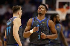 Dennis Smith Jr. Trade Rumors: Magic, Suns Among Teams Interested