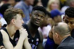 Scottie Pippen: Duke's Zion Williamson Should Sit Out Rest Of Season