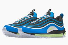 NIKEiD Comes Back To The Nike Air Max 97