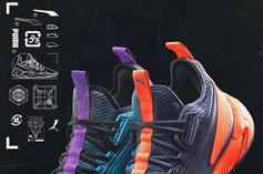 Puma Uproar Unveiled In New Charlotte Hornets Colorway