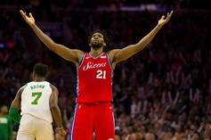 """Joel Embiid Heated After Celtics Loss: """"The Referees F*cking Suck"""""""