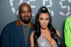 Kim Kardashian Shares Never Before Seen Pictures Of Her & Kanye For Valentine's Day