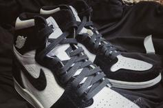 Panda Air Jordan 1 With Pony Hair Gets Brand New Detailed Images