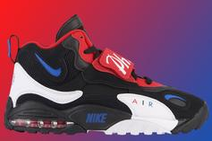 "Nike Air Max Speed Turf ""Sixers"" To Release This Weekend"