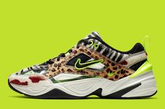 "Nike M2K Tekno ""Animal Pack"" Reportedly Limited To 5,000 Pairs"