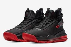 """Jordan Proto Max 720 Will Be Coming In The Classic """"Bred"""" Colorway"""