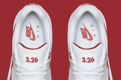 "Nike Announces ""Give Fresh Air"" Campaign In Honor Of Air Max Day"