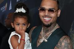 Instagram Gallery: Chris Brown's Cutest Photos Of His Daughter Royalty