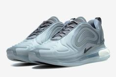 "Nike Air Max 720 ""Cool Grey"" Release Details"
