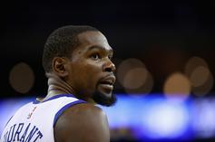 """Knicks, Kevin Durant Allegedly Had """"Secret Meeting"""" In January"""
